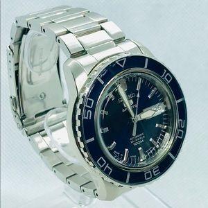 Rare Japanese model Seiko 55 fathoms diver watch